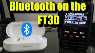 Bluetooth on the FT3D - Trying Different Headsets