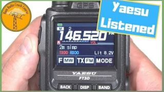 Should You Upgrade To The Yaesu FT3DR?